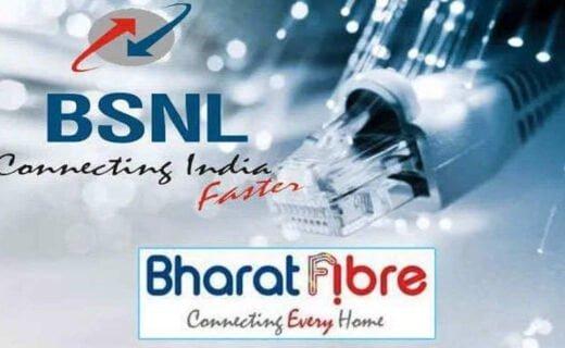 BSNL Bharat Fiber