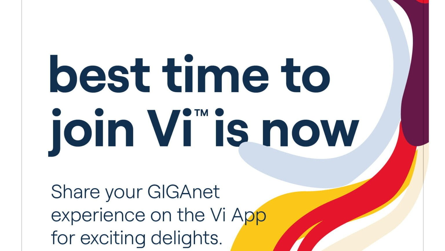 Best time to join Vi is NOW