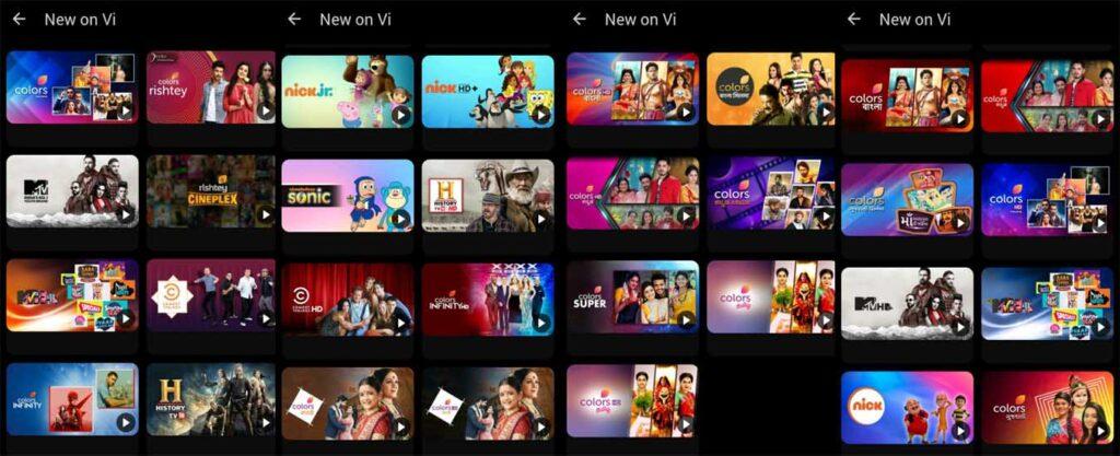 Vi Movies and TV strengthens Live TV portfolio with Viacom18 channels