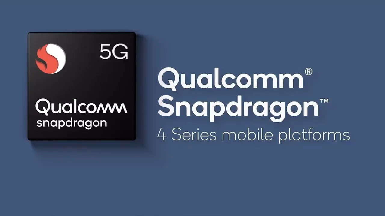 Snapdragon 4-series 5G chip