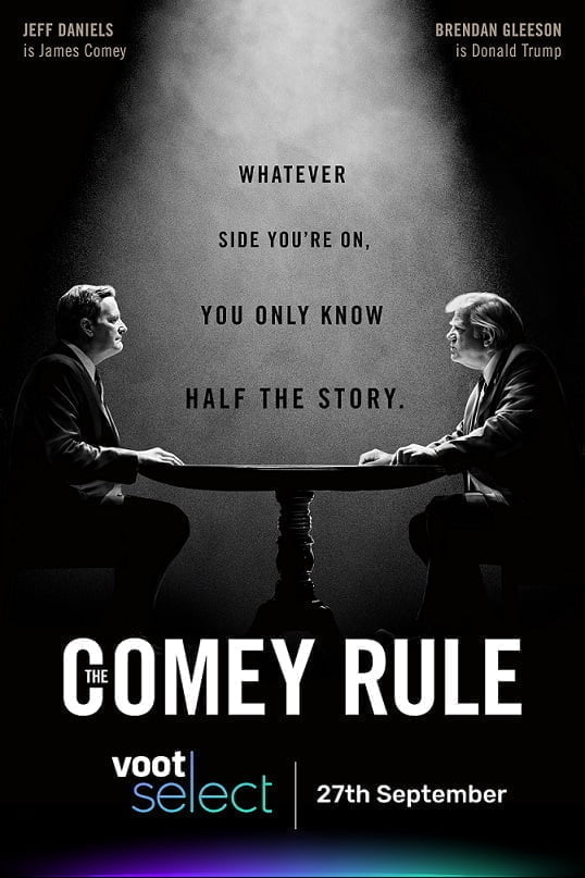 The Comey Rule Voot Select