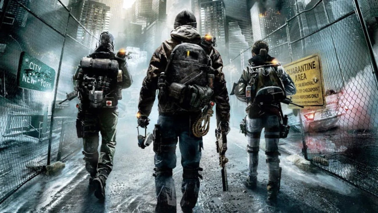 Ubisoft offers Tom Clancy's The Division for free for a limited time