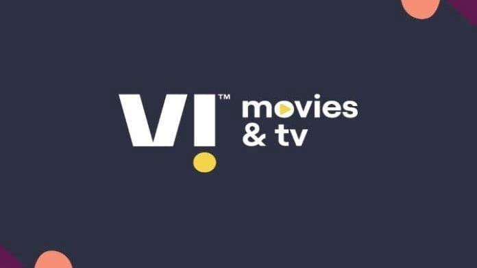Vi Movies and TV Logo