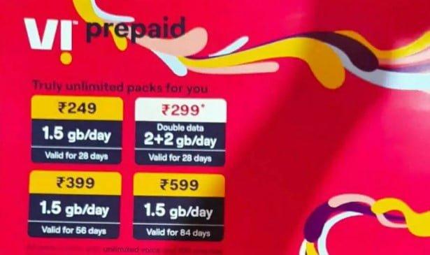 Vodafone Idea brand refresh