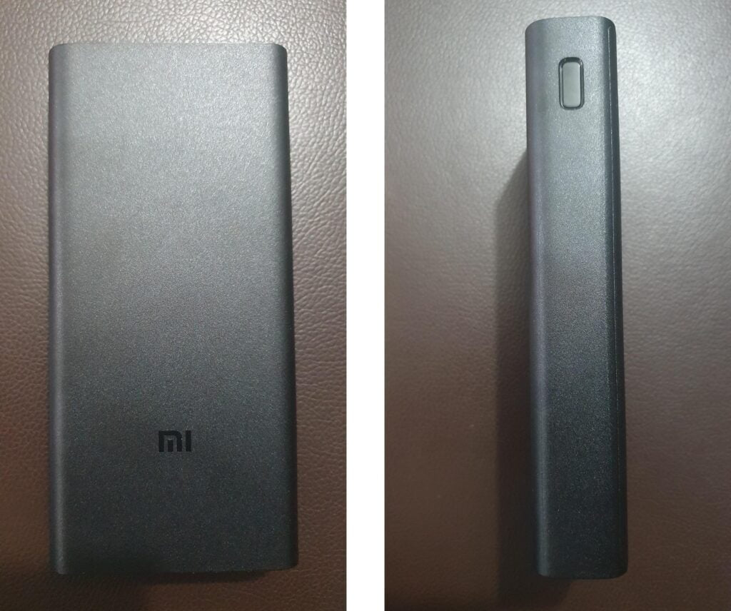 Mi Power Bank 3i 20,000mAh review; a decent power bank available under Rs. 1400