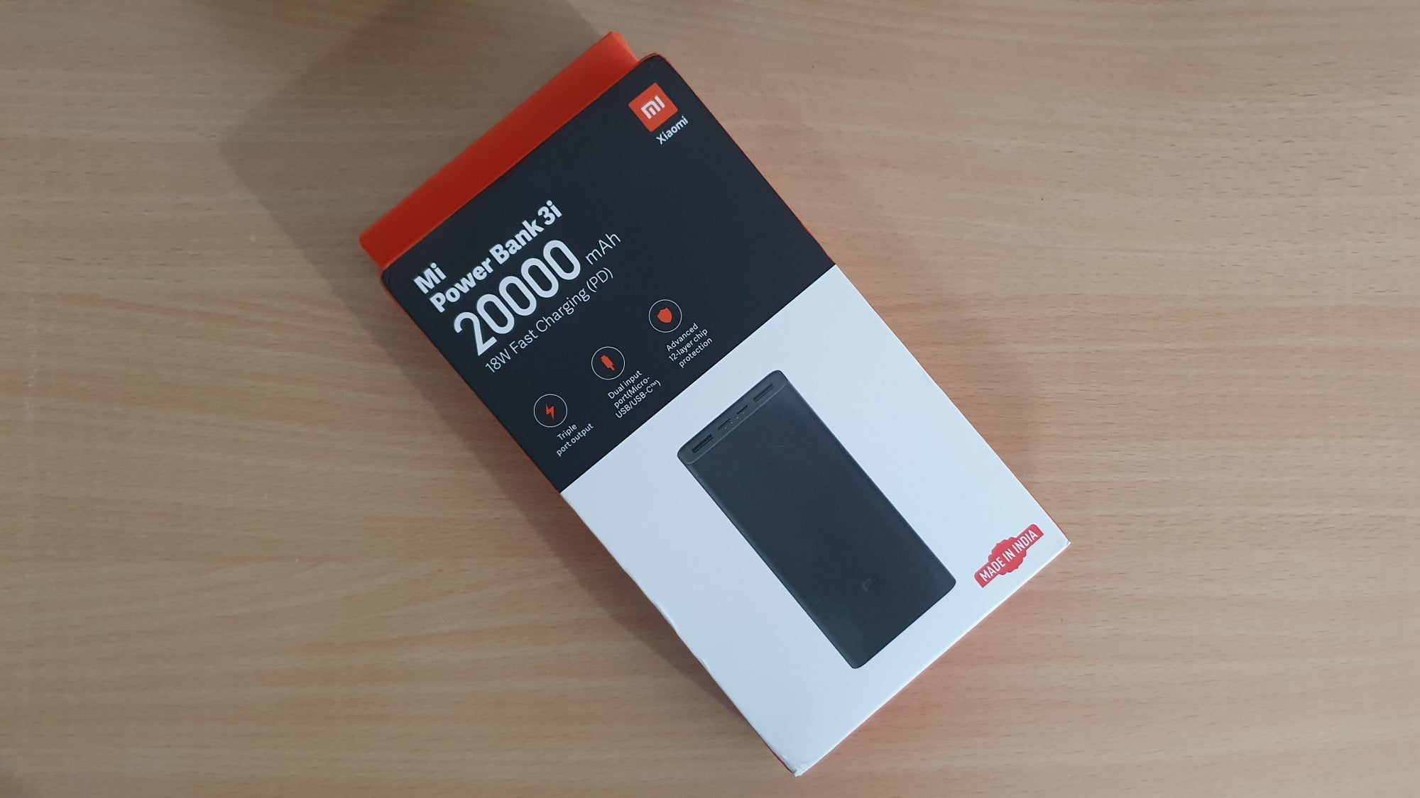 Mi Power Bank 3i featured