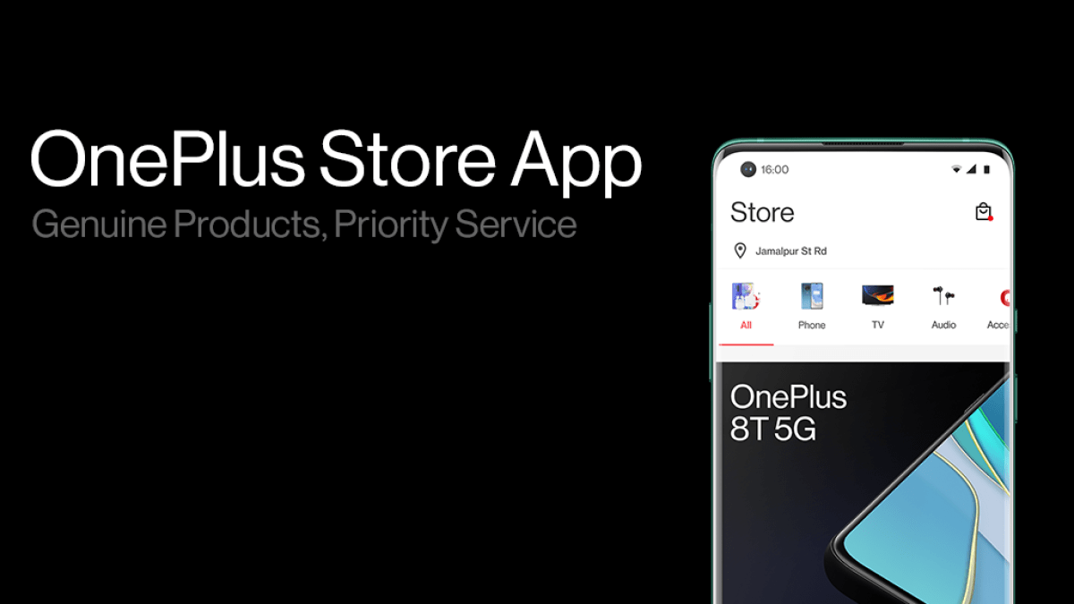 OnePlus Store app featured