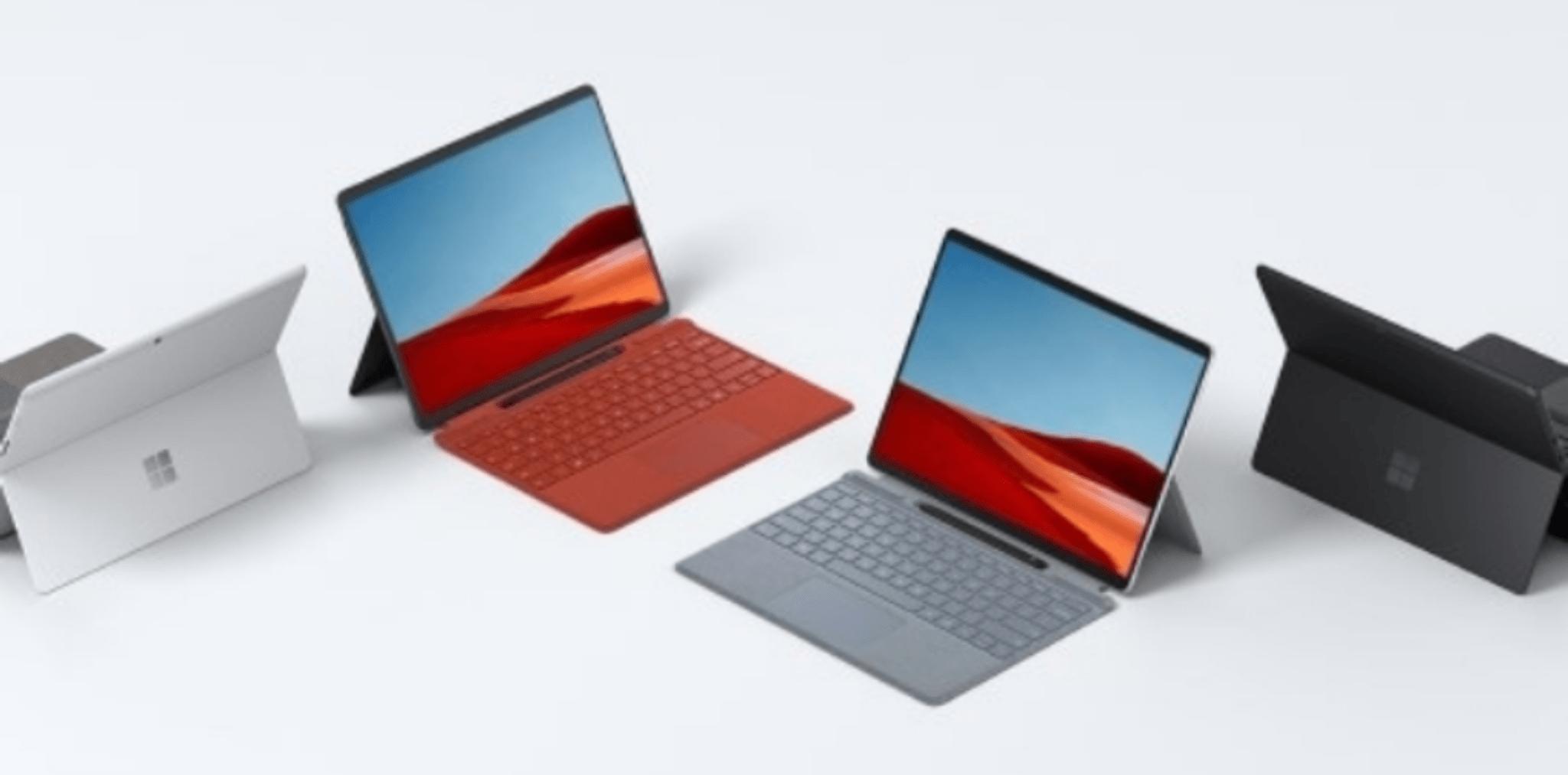 Surface Pro X 1