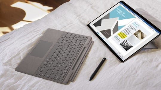 Microsoft launches Surface Pro X with SQ2 chipset in India