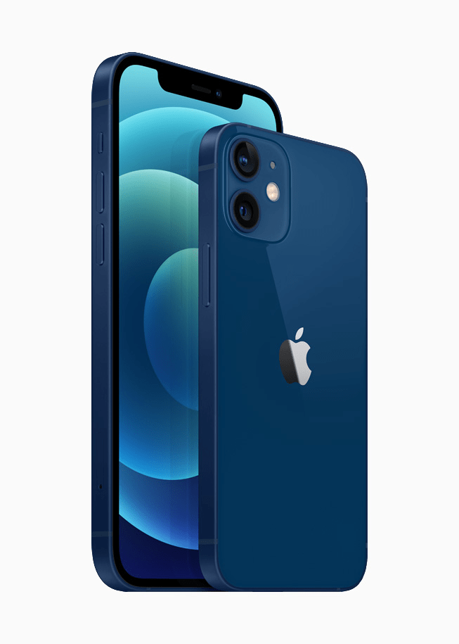Apple iPhone 12, iPhone 12 mini with OLED display, 5G, dual rear cameras launched