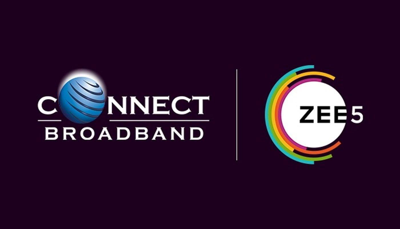 Connect Broadband ZEE5