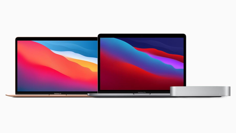 Mac Mini MacBook Air MacBook Pro