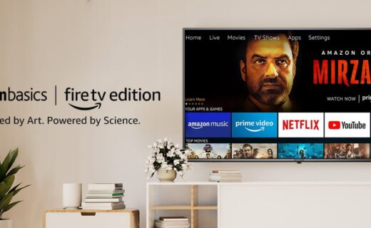 Amazon Basics Fire TV