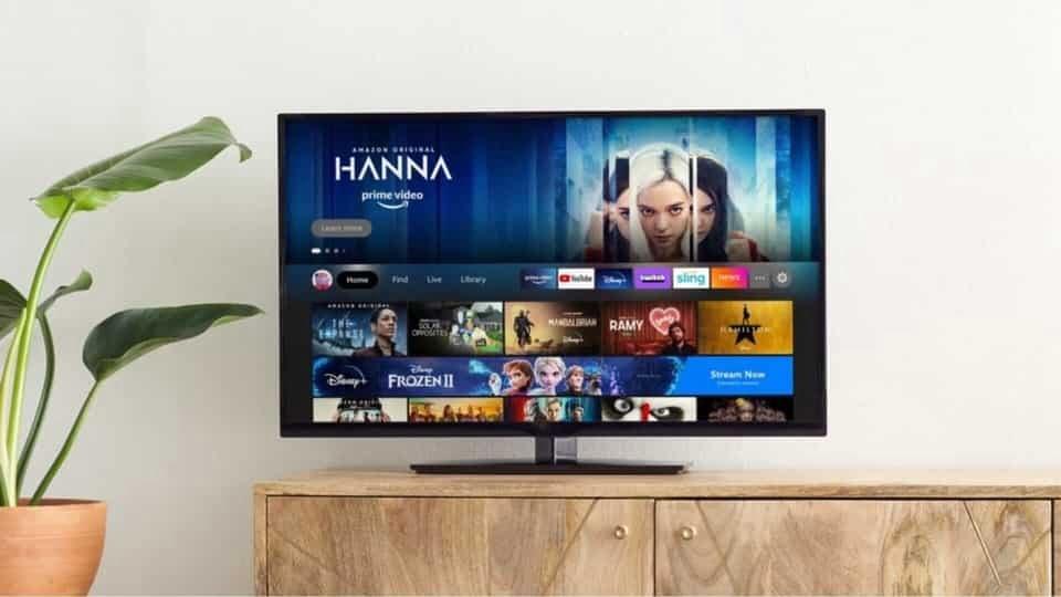 Fire TV new UI