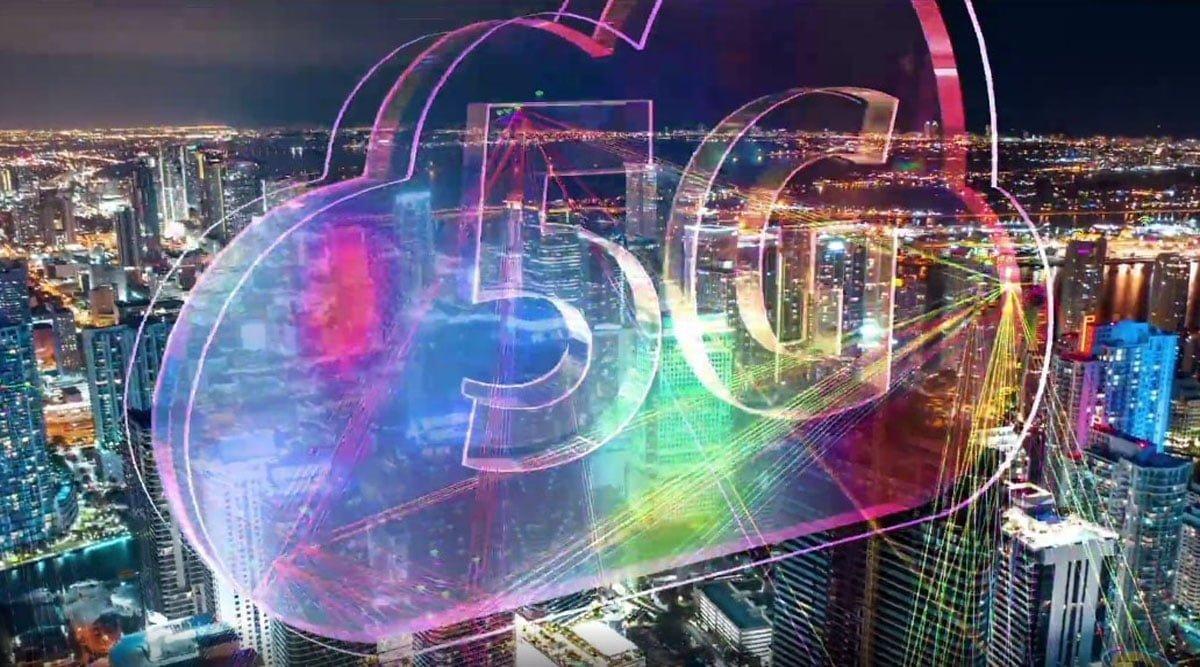5G Cloud Banner