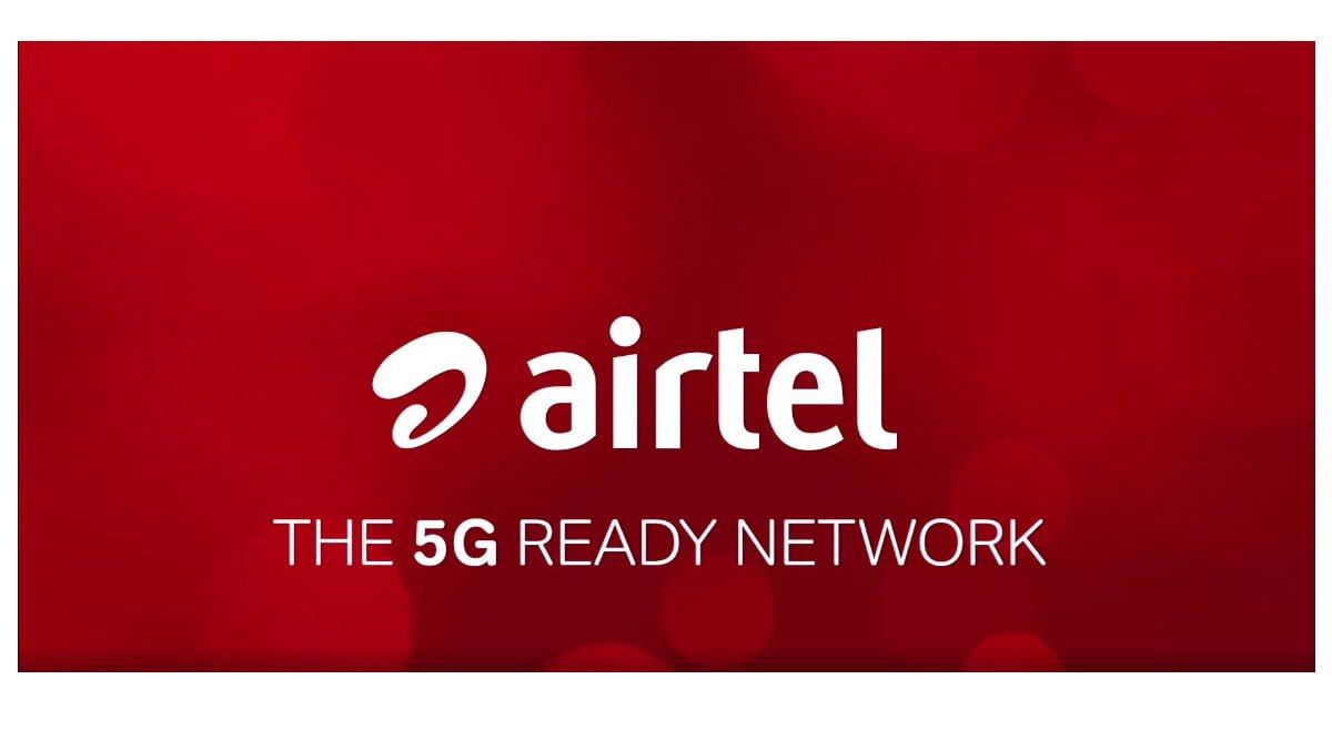 Airtel 5G AMP Banner