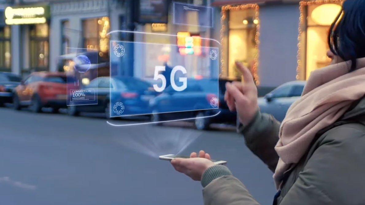 Airtel 5G Banner