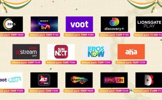 Amazon Fire TV Stick OTT app discount