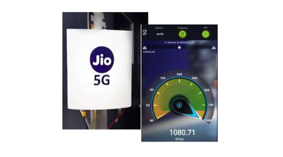 Jio5G Banner