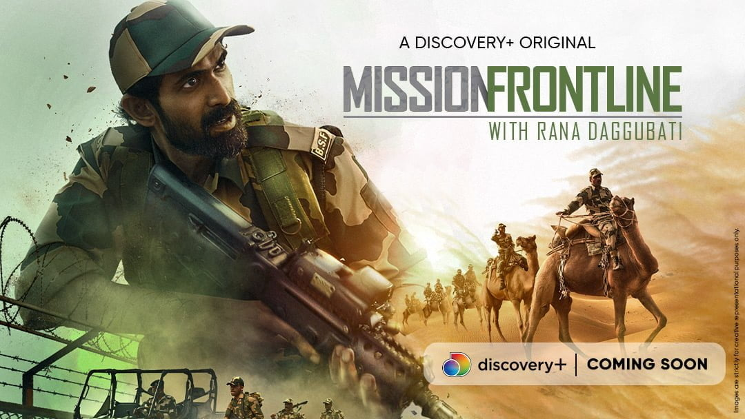 Mission Frontline poster