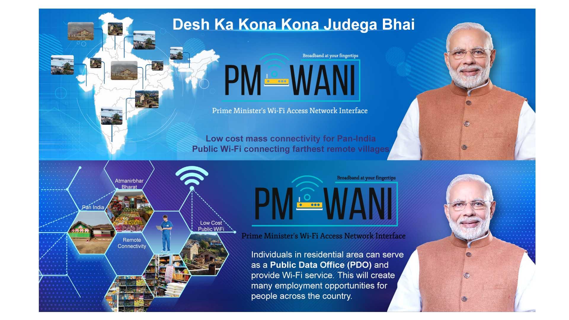 PM Wani AMP Banner