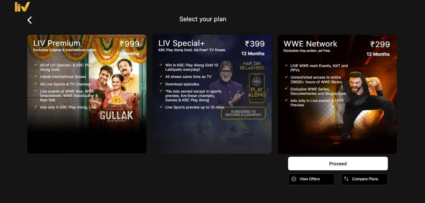SonyLIV launches 'WWE Network' subscription plan at Rs 299 offering 12 months access to WWE content