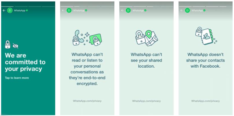 whatsapp status collage