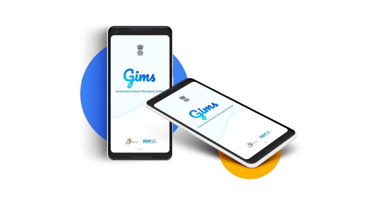 GIMS App Banner