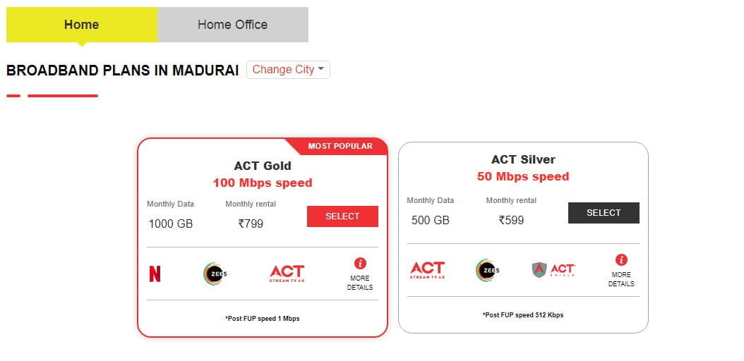 ACT Fibernet upgrades broadband offerings in Bengaluru and Hyderabad