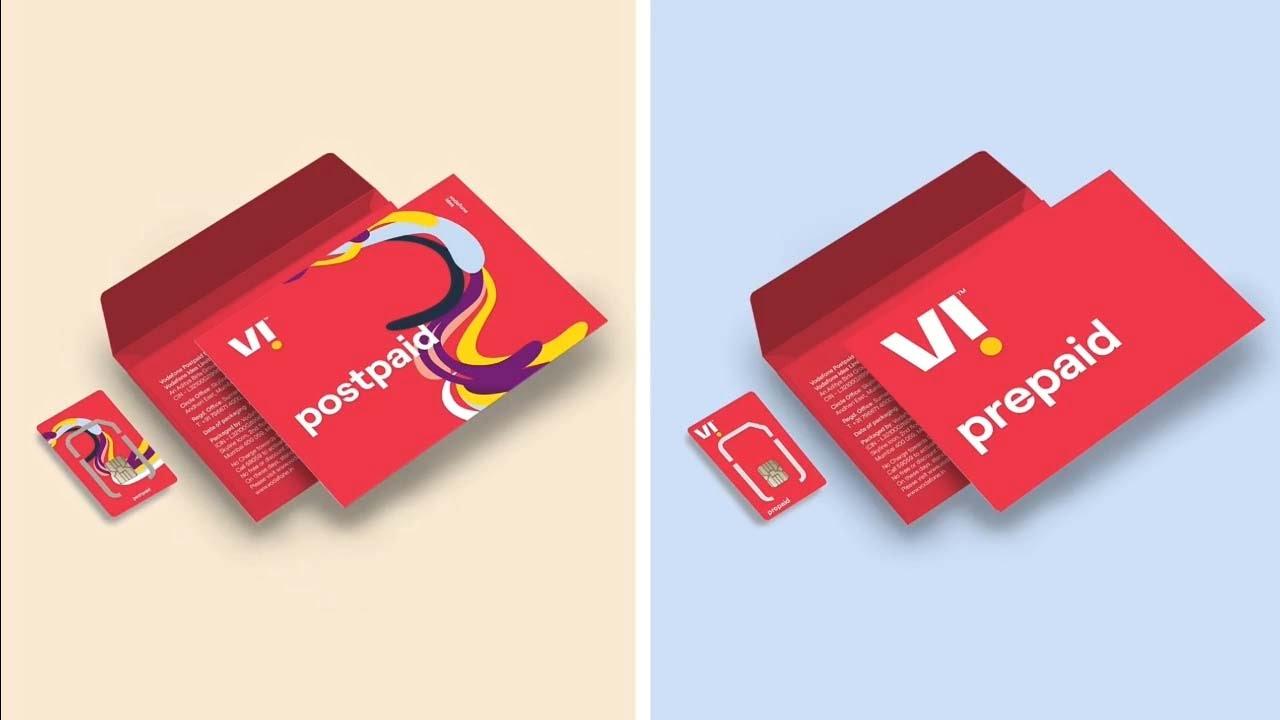 Vi SIM Cards