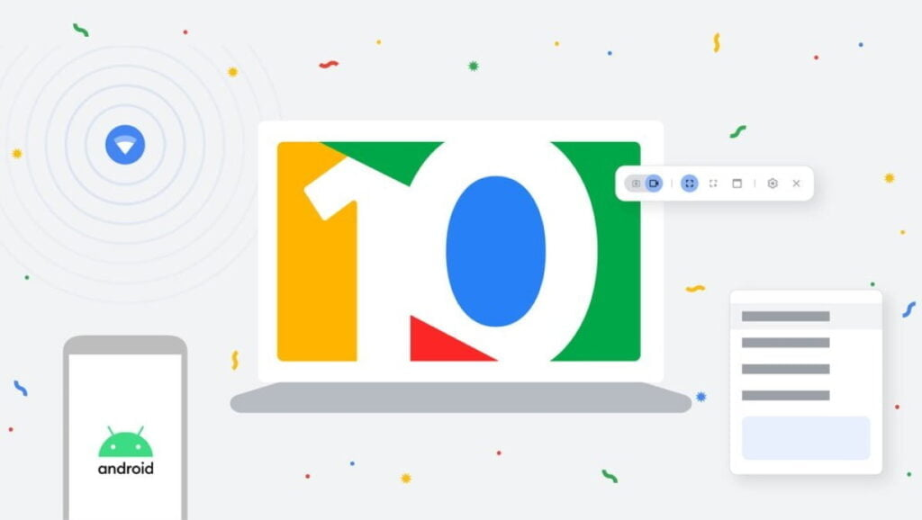 Google releases Chrome OS 89; brings Phone Hub, Wi-Fi Sync, Screen capture tool, and more