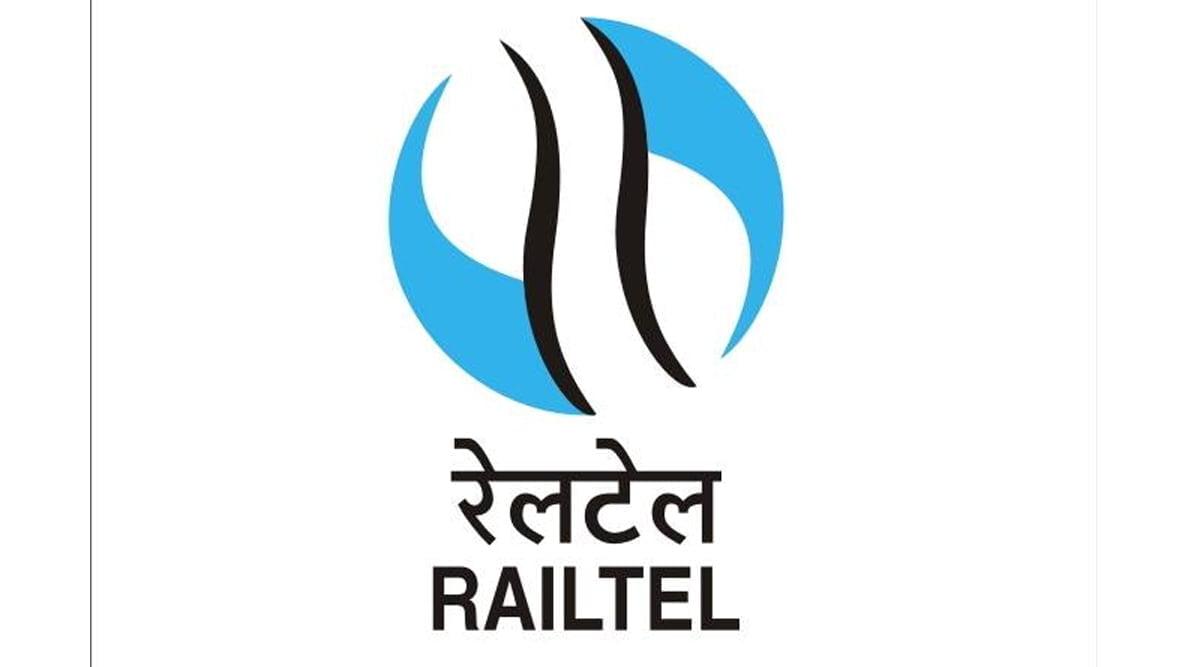 RailTel AMP Logo