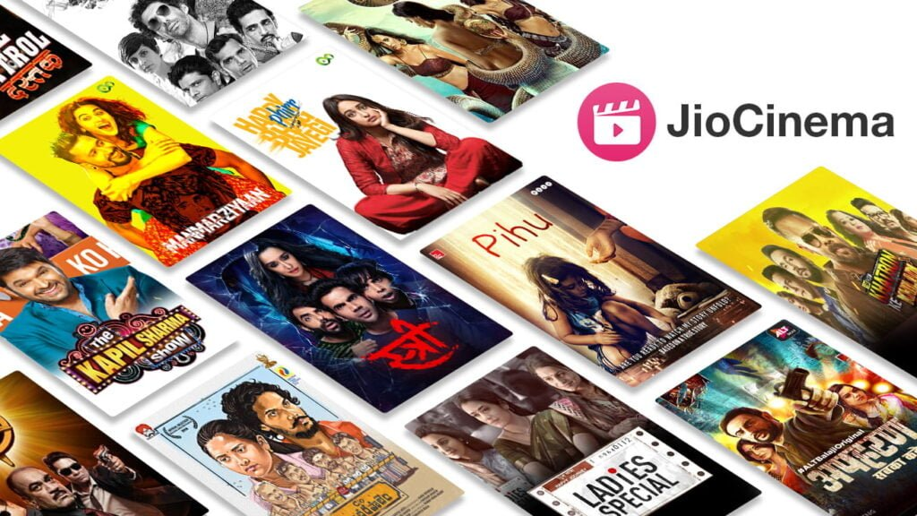 JioCinema mobile apps updated with a brand new interface