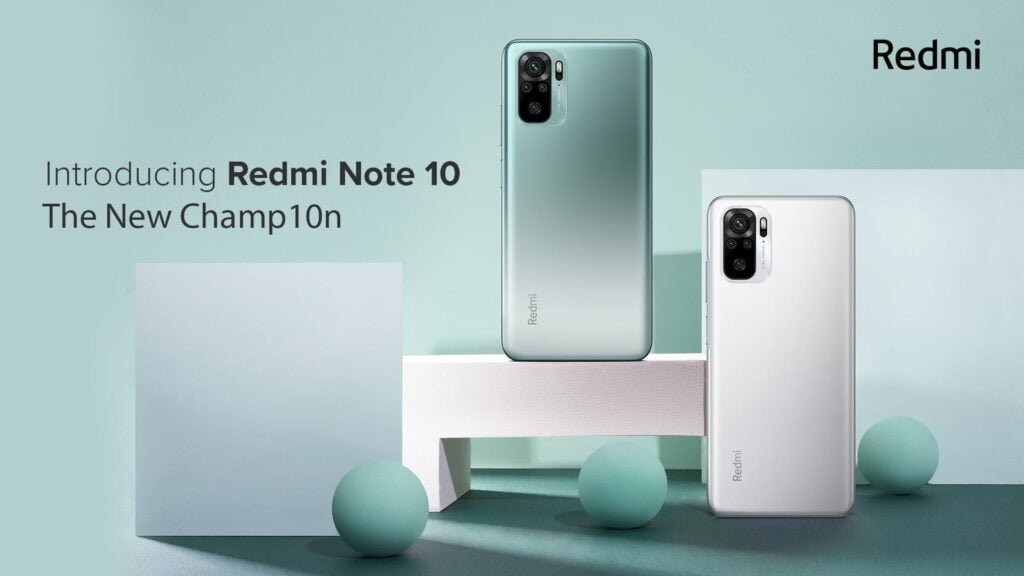 Redmi Note 10 Series launched in India with AMOLED screens, starting at Rs. 11,999