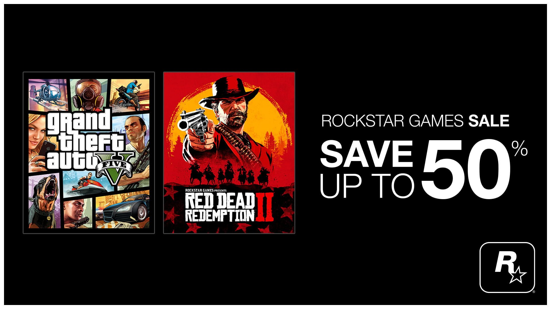 Rockstar Sale