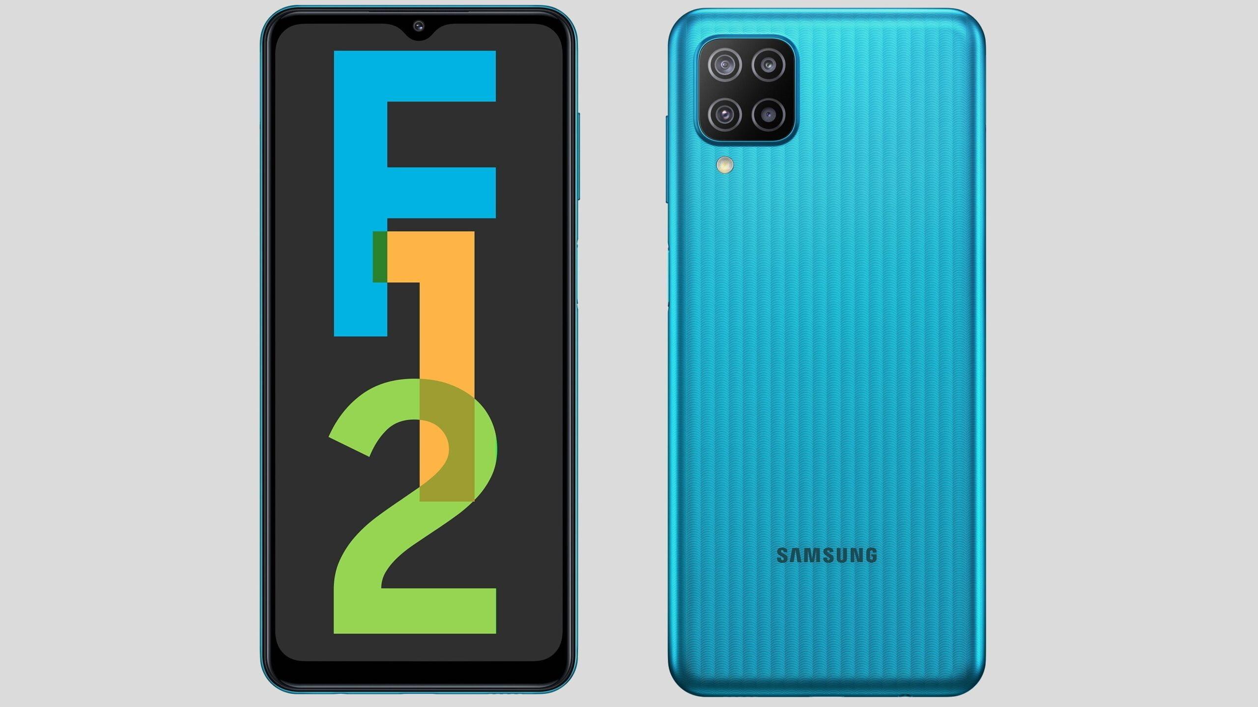 Samsung Galaxy F12 scaled