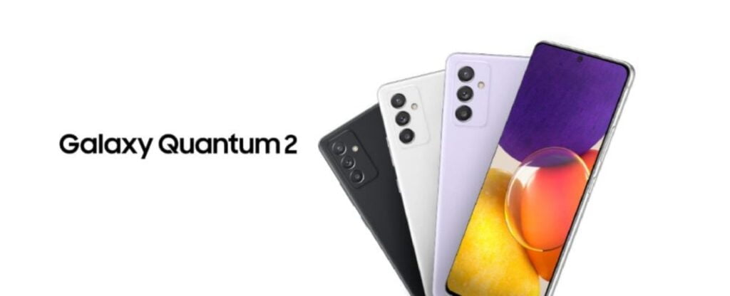 Samsung Galaxy Quantum 2 launched with Snapdragon 855+ SoC, 120Hz AMOLED display