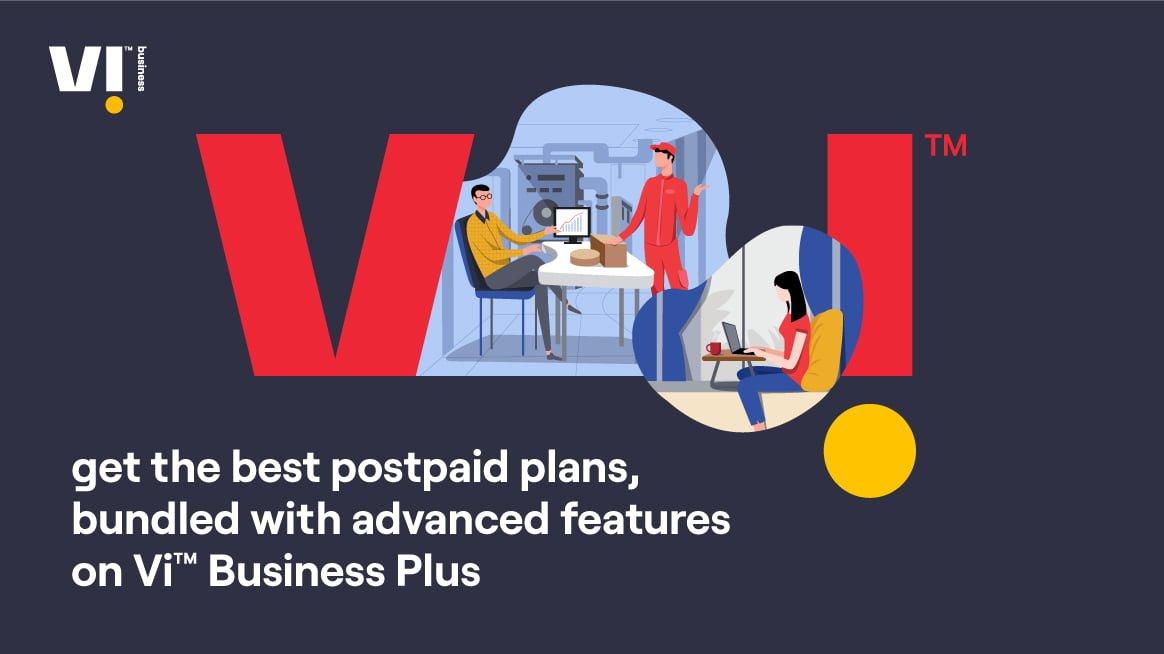 Vi Business Plus