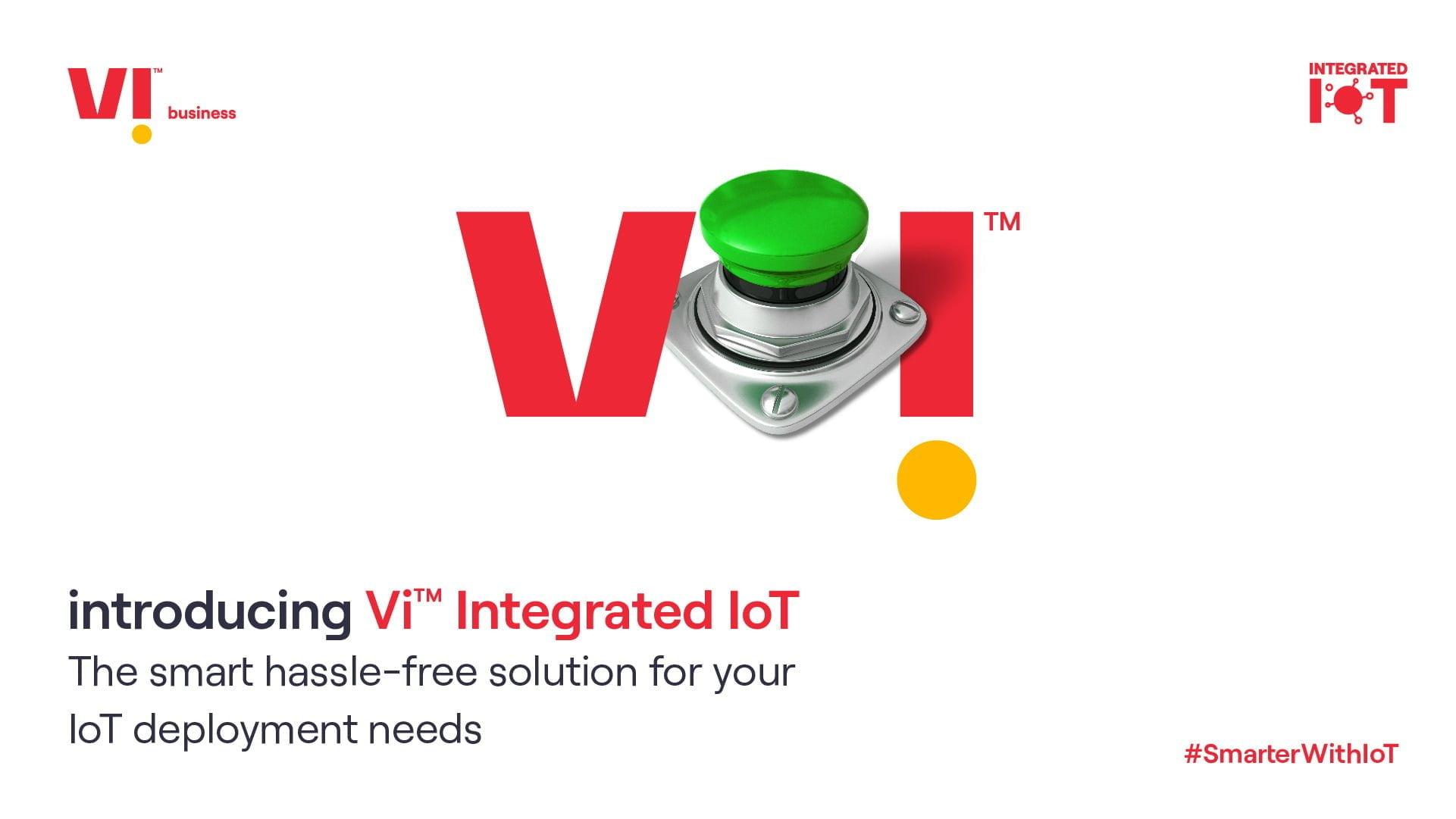 Vi Integrated IoT