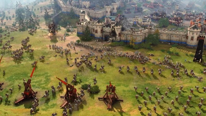 Age Of Empires IV arriving this Fall along with content updates for Definitive Collection