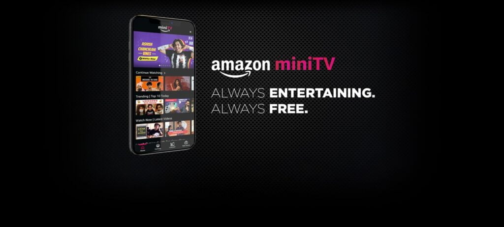 Amazon launched miniTV, an ad-supported streaming service in India