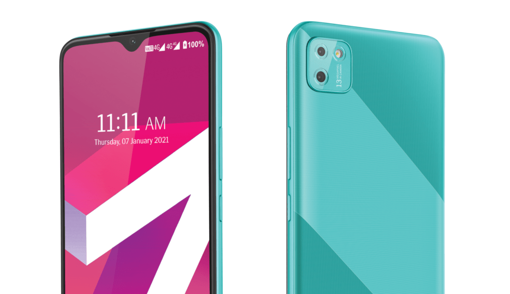 Lava Z2 Max launched with 7-inch HD+ display, 6,000mAh battery