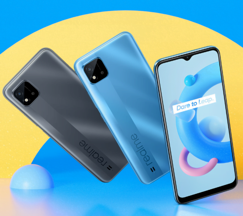 Realme C20A launched in Bangladesh with MediaTek Helio G35 SoC, 5,000mAh battery