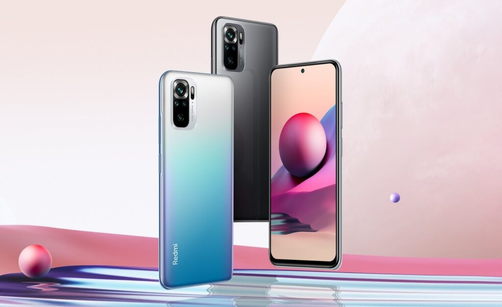 Redmi Note 10S launched in India with Helio G95 SoC, 64MP camera