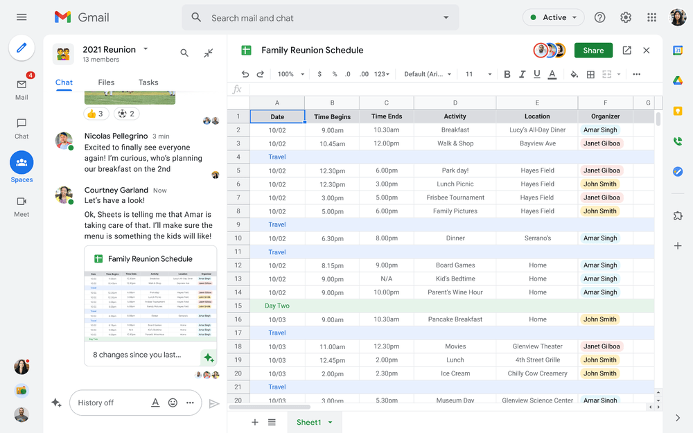 Google Workspace now available for free to all Google users