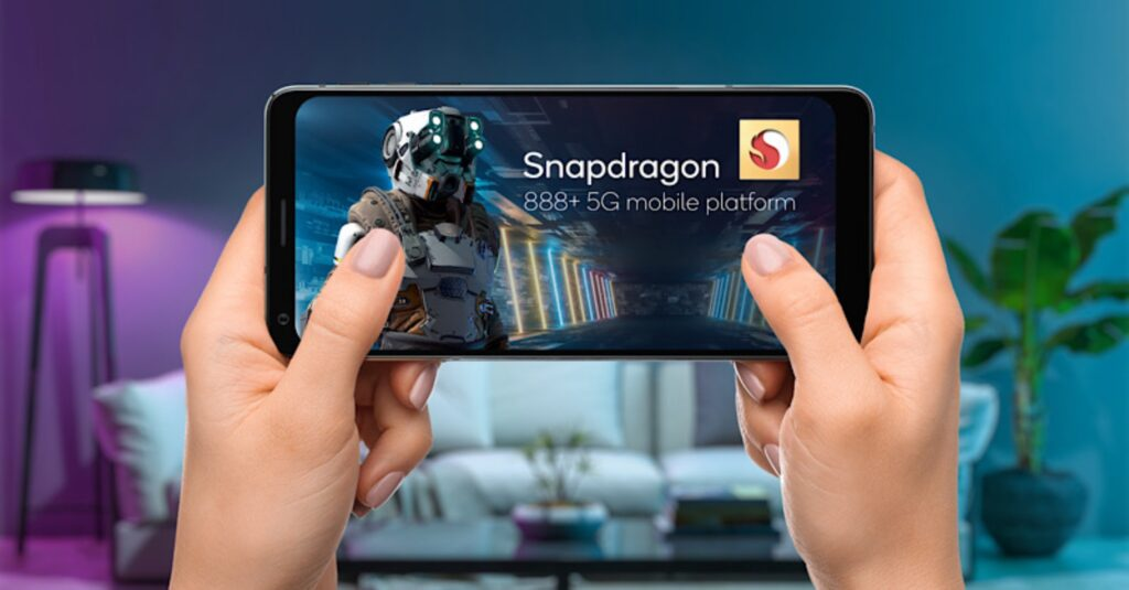 Snapdragon 888 Plus launched with a faster CPU, better AI engine
