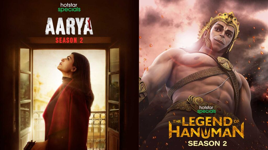 Disney+ Hotstar has unveiled the robust Indian original content slate