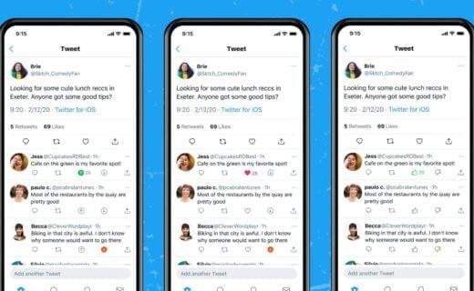 Twitter upvotes downvotes