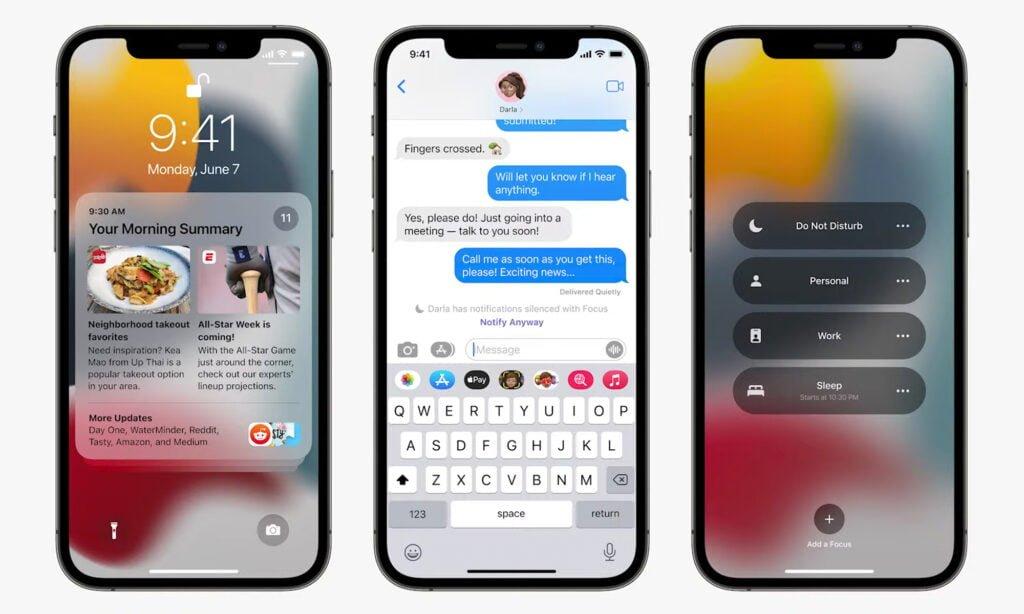 Here's what's new with iOS 15, iPadOS 15 Public Beta and how to install them