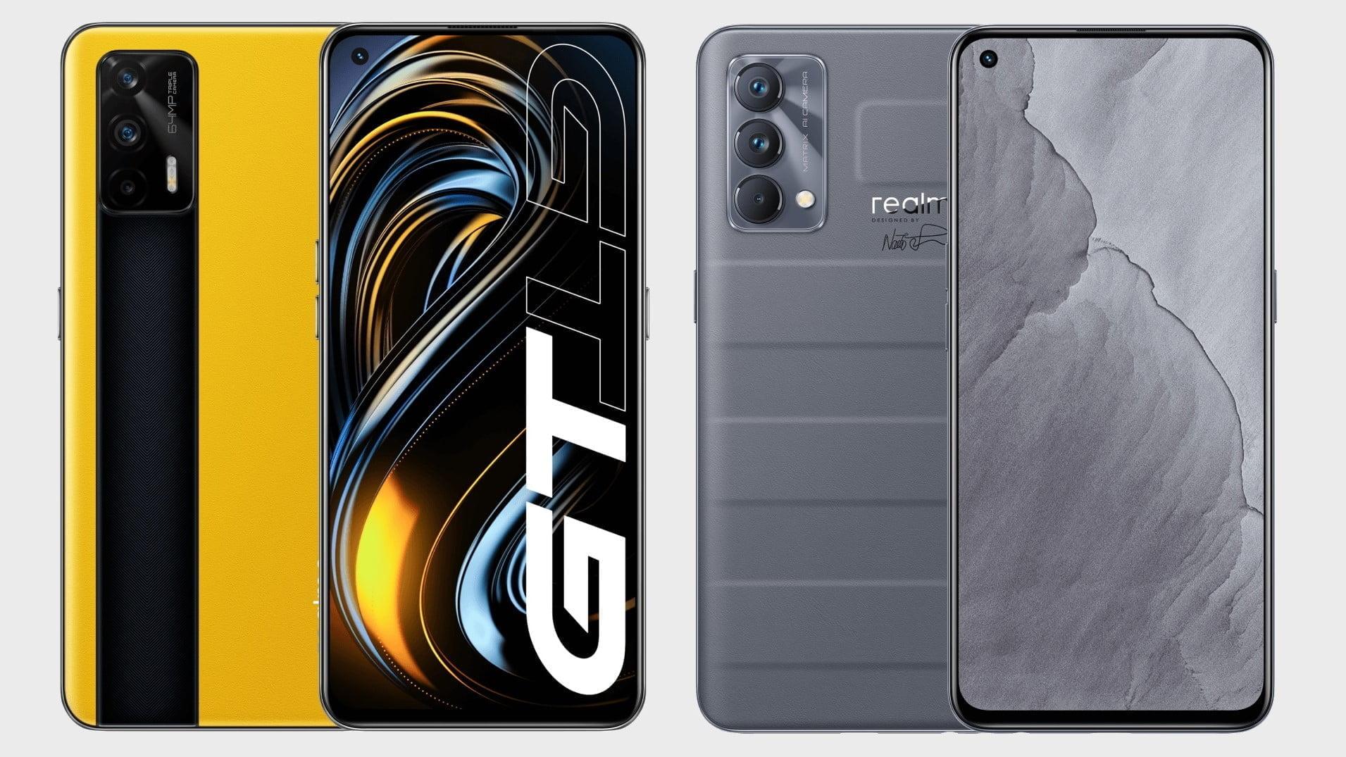 Realme GT Realme GT Master Edition